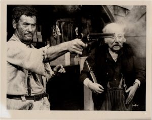The Good the bad and the ugly 1966 still 8 x 10 with Clint Eastwood, Eli Wallach and Lee Van Cleef (4)