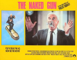 The Naked Gun US Lobby Card Set (8 cards) 1988