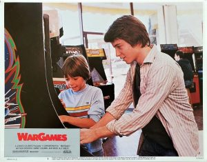 War Games US Lobby Card Set (8 cards) 1983