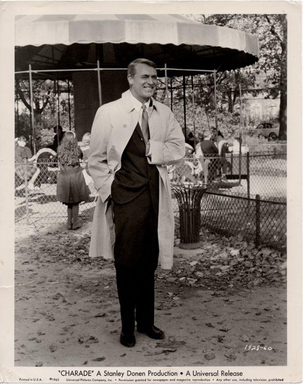 Cary Grant Charade US Still 1963
