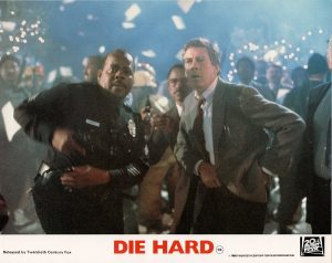 Die Hard UK 8 x10 inch Lobby Card 1988 (3)