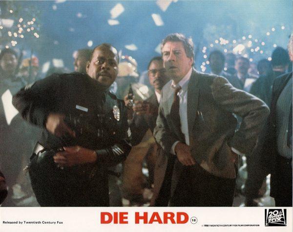 Die Hard UK 8 x10 inch Lobby Card 1988 (3)