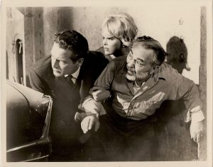 The Prize still with Paul Newman, Edward G. Robinson and Elke Sommer 1963