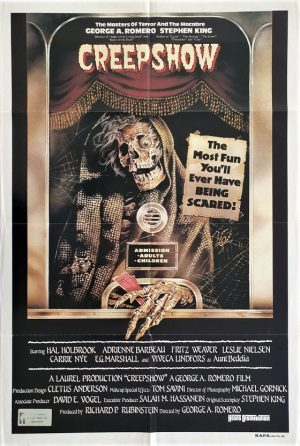 Creepshow Australian One Sheet movie poster (1)