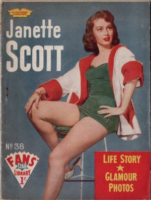 Fans Star Library No 38 Janette Scott
