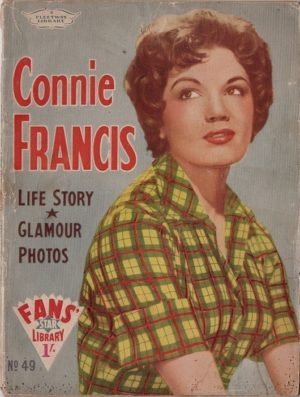 Fans Star Library No 49 Connie Francis