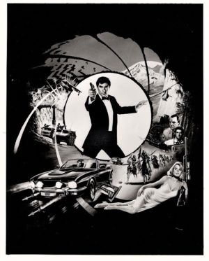 The Living Daylights Brian Bysouth poster artwork still 007 James Bond Timothy Dalton (3)