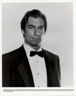 Licence To Kill James Bond 007 Still with Timothy Dalton