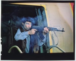 The Living Daylights James Bond 007 Timothy Dalton transparency (8)