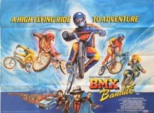 BMX Bandits UK Quad Poster