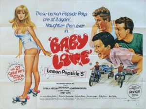 Baby Love UK Sexploitation Adult Quad Poster by Tom Chantrell (8)