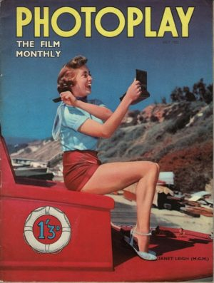 Photoplay 1952 magazine featuring Janet Leigh