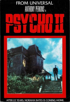 Psycho 2 US Standee featuring Norman Bates (2)