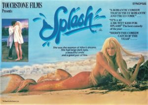 Splash Campaign Book with Tom Hanks