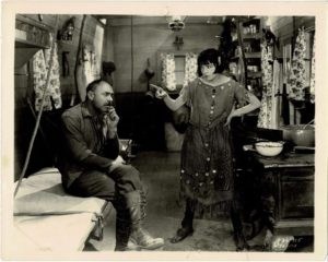 The Desert Flower 1925 US Still with Colleen Moore and Gino Corrado