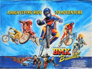 BMX Bandits UK Mini poster