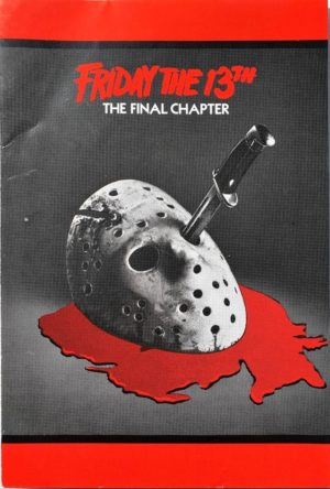 Friday the 13th the final chapter UK Synopsis