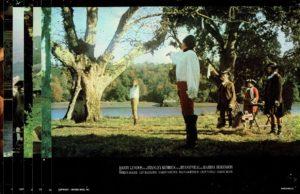 Barry Lyndon Italian Lobby card 1975 Stanley Kubrick (4)
