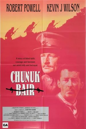 Chunuk Bair New Zealand One Sheet movie poster 1992 (1)