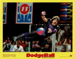 Dodgeball Lobby Card Set with Ben Stiller