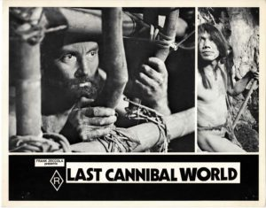 Last Cannibal World Ultimo mondo cannibale Australian Lobby Card (4)