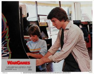 WarGames US Lobby Card 1983