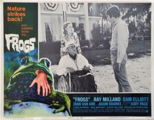 frogs us lobby card no 4 1978