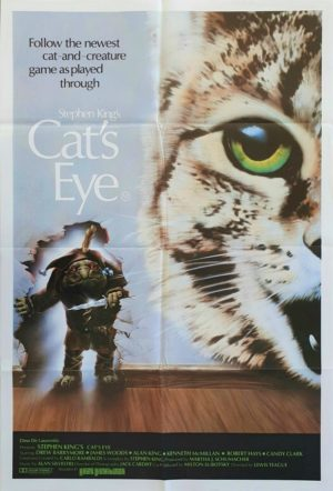 Cat's Eye Australian One Sheet poster (1)