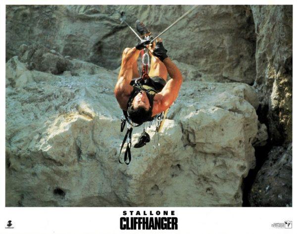Cliffhanger US Lobby Card Set Stallone