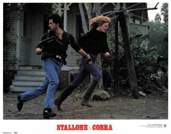 Cobra US Lobby Card Stallone (4)