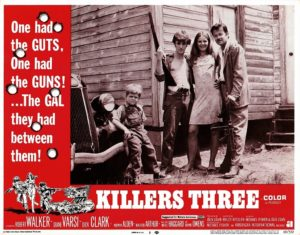 Killers Three US Lobby Card 1968