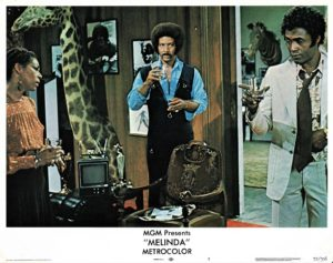 Melinda Blaxploitation US Lobby Card 1972