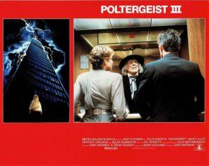 Poltergeist 3 US Lobby Cards