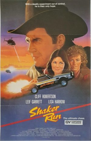 Shaker Run New Zealand daybill movie poster (6)