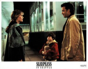 Sleepless in Seattle US Lobby Card (1)
