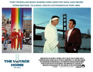 Star Trek IV the Voyage Home US Lobby Card (4)