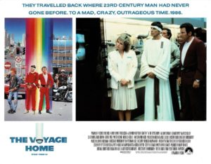 Star Trek IV the Voyage Home US Lobby Card (6)