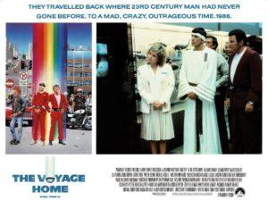 Star Trek IV the Voyage Home US Lobby Card (6)