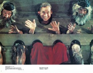 The History Of The World Part 1 US Lobby Card Set Mel Brooks (2)