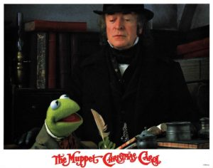The Muppet Christmas Carol US Lobby Card 1992