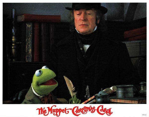 The Muppet Christmas Carol US Lobby Card 1992