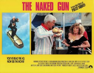 The Naked Gun US Lobby Cards