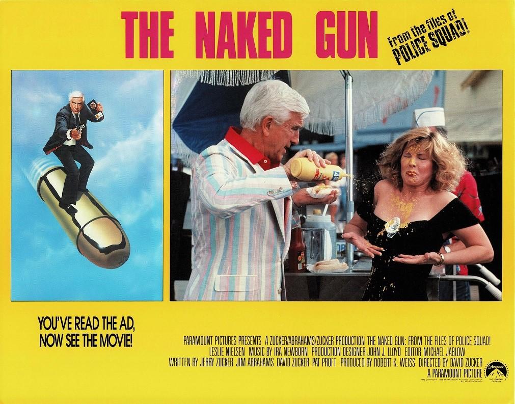 The Naked Gun US Lobby Cards