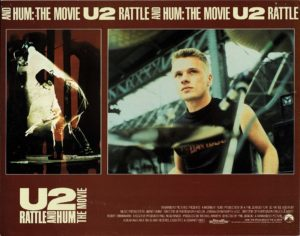 U2 Rattle and Hum Lobby Card (6)