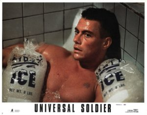 Universal Soldier Lobby Card Set (6)