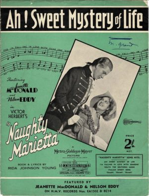 naughty manietta sheet music