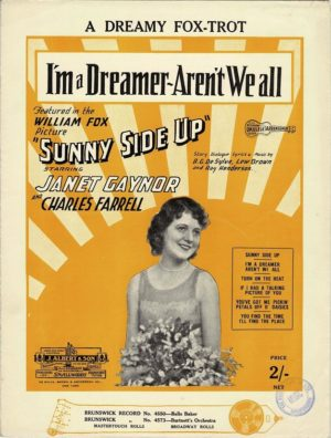 sunny side up sheet music 2