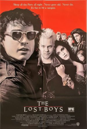 The Lost Boys One Sheet Poster