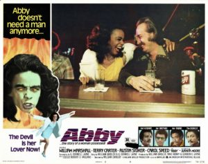 Abby 1974 US Lobby Card Blaxploitation Horror (10)