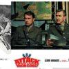 Attack On The Iron Coast US Lobby Card Set with Lloyd Bridges (2)